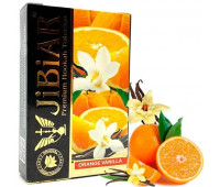 Табак Jibiar Orange Vanilla (Апельсин Ваниль) 50 гр