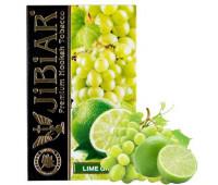 Табак Jibiar Lime Grape (Лайм Виноград) 50 гр