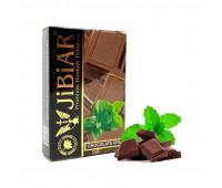 Табак Jibiar Chocolate Chill (Шоколадное Мята) 50 гр