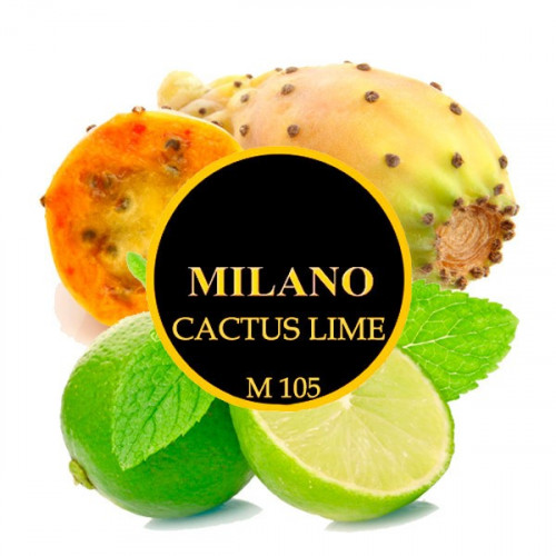 Табак Milano Cactus Lime M105 (Кактус Лайм) 100 гр