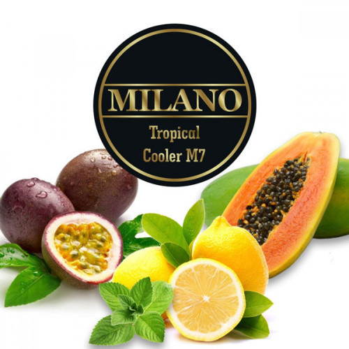 Табак Milano Tropical Cooler M7 (Тропикал Куллер) 100 гр