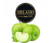 Табак Milano Green Apple M107 (Зеленое Яблоко) 100 гр