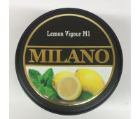 Табак Milano Lemon Vigour M1 (Энергия Лимона) 100 гр
