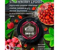 Табак Must Have Strawberry Lychee (Клубника Личи) 125 гр