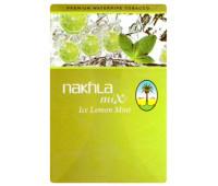Тютюн для кальяну Nakhla Mix Айс Лимон М'ята (Ice Lemon Mint)