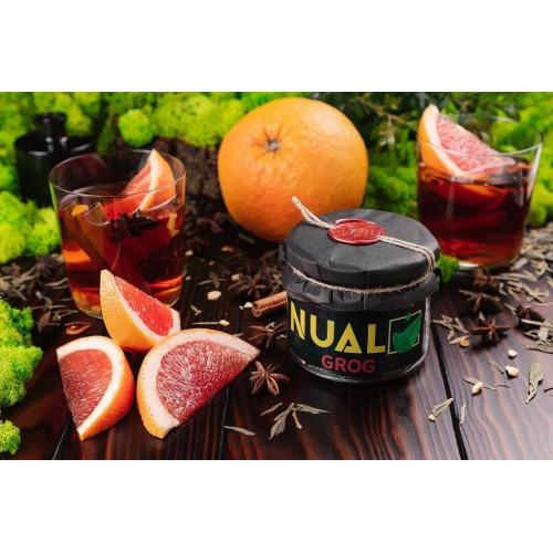 Табак для кальяна Nual Grog (Грог) 100 грамм