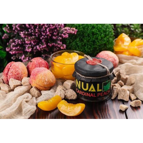 Табак Nual Cardinal Peach (Кардинал Персик) 100 грамм