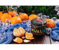 Табак Nual Ice Tangerine (Мандарин Лед) 100 грамм