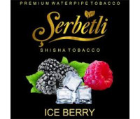 Тютюн Serbetli Ice Berry (Крижані ягоди) 50 грам