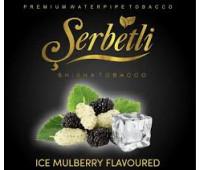 Тютюн Serbetli Ice Mulberry (Крижана Шовковиця) 50 грам