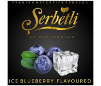 Табак Serbetli Ice Blueberry (Ледяная Черника) 50 гр