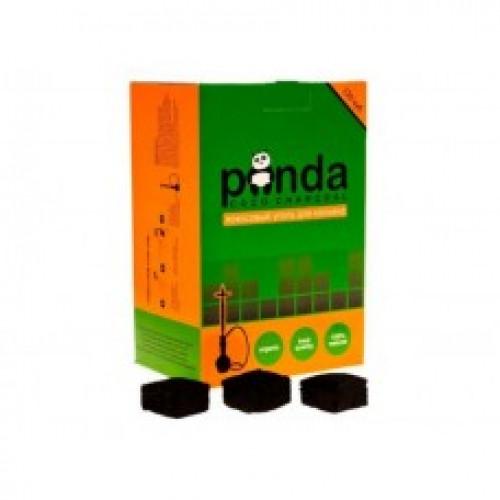 Уголь для кальяна Панда (Panda) зеленая