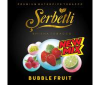Тютюн Serbetli Bubble Fruit (Фруктова жуйка) 50 грам