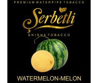 Тютюн Serbetli Watermelon Melon (Кавун Диня) 50 грам