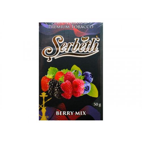Табак Serbetli Berry (Ягоды) 50 грамм