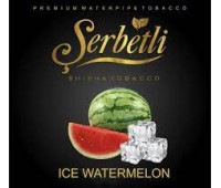 Табак Serbetli Ice Watermelon (Арбуз Лёд) 50 грамм
