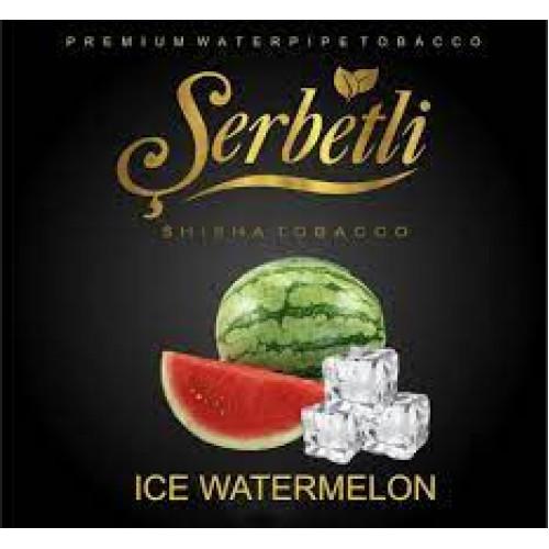 Тютюн для кальяну Serbetli Ice Watermelon 50 грам