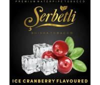 Табак Serbetli Ice Cranberry (Клюква Лёд) 50 грамм