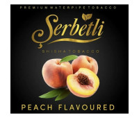 Тютюн Serbetli Peach (Персик) 50 грам