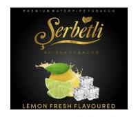 Тютюн Serbetli Lemon Fresh (Лимонний Фреш) 50 грам