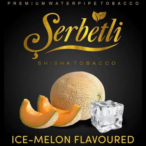 Табак для кальяна Serbetli Ледяная Дыня (Ice Melon) 50 грамм