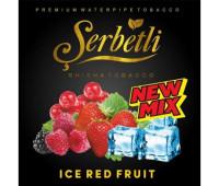 Тютюн Serbetli Ice Red Fruit (Крижані Червоні Ягоди) 50 грам