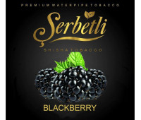 Табак Serbetli Blackberry (Щербетли Ежевика) 50 грамм