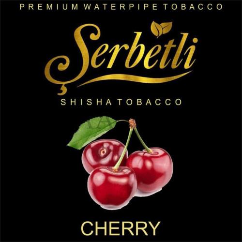 Тютюн Serbetli Cherry (Вишня) 50 грам