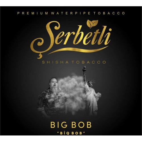 Тютюн Serbetli Big Bob (Біг Боб) 50 грам