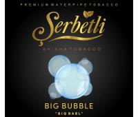 Табак Serbetli Big Bubble (Биг Баббл) 50 грамм