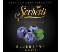 Табак Serbetli Blueberry (Черника) 50 грамм