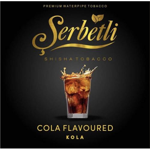 Табак Serbetli Cola (Кола) 50 грамм