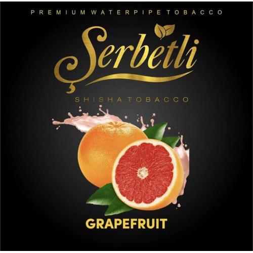 Тютюн для кальяну Serbetli Grapefruit (Грейпфрут) 50 грам