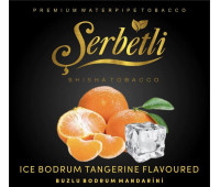 Тютюн для кальяну Serbetli Bodrum Tangerine (Мандарин) 50 грам
