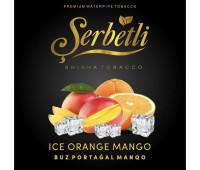 Табак Serbetli Ice Orange Mango (Айс Апельсин Манго) 50 грамм