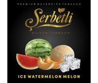 Тютюн Serbetli Ice Watermelon Melon (Кавун Диня Лід) 50 грам