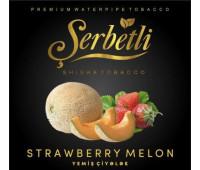 Тютюн Serbetli Strawberry Melon (Полуниця Диня) 50 грам