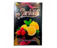 Тютюн Serbetli Lemon Berry (Лимон Ягоди) 50 грам