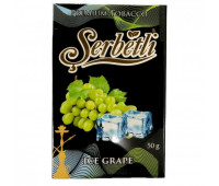 Табак Serbetli Ice Grape (Ледяной Виноград) 50 грамм