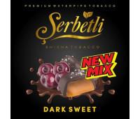 Тютюн Serbetli Dark Sweet (Темна Солодкість) 50 грам