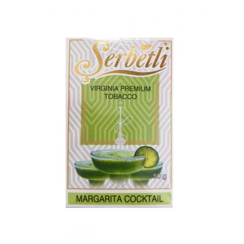 Табак для кальяна Serbetli Margarita Cocktail 50 грамм