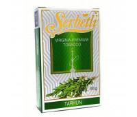 Табак для кальяна Serbetli Tarhun 50 грамм