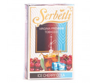 Тютюн для кальяну Serbetli Ice Cola Cherry 50 грам