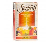 Табак для кальяна Serbetli Juice Bar 50 грамм