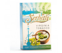 Табак для кальяна Serbetli Kiwi Yoghurt 50 грамм