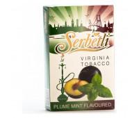 Табак для кальяна Serbetli Plume Mint 50 грамм