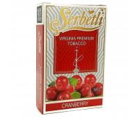 Табак для кальяна Serbetli Cranberry 50 грамм
