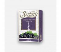 Тютюн для кальяну Serbetli Acai 50 грам