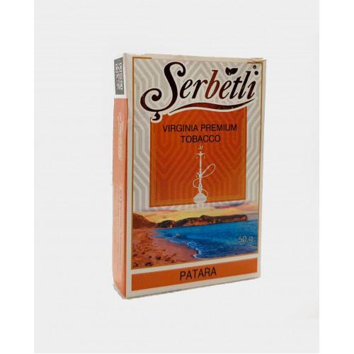 Табак для кальяна Serbetli Patara 50 грамм