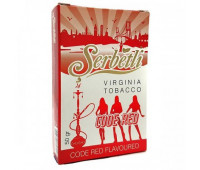 Табак для кальяна Serbetli Code Red 50 грамм